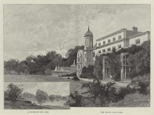 Eastwell Park by Charles Auguste Loye
