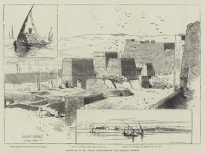 Egypt as it Is by Charles Auguste Loye