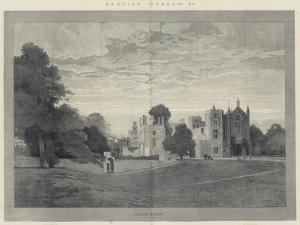 English Homes by Charles Auguste Loye