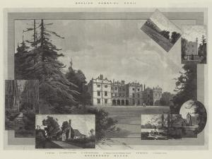 Hughenden Manor by Charles Auguste Loye