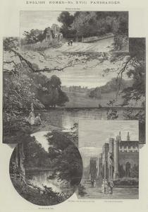 Panshanger by Charles Auguste Loye