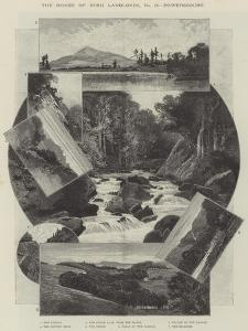 Powerscourt by Charles Auguste Loye