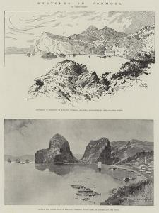 Sketches in Formosa by Charles Auguste Loye