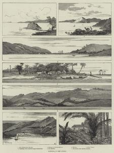 Sketches in New Guinea by Charles Auguste Loye