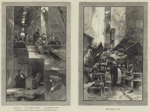 Sketches of Cairo by Charles Auguste Loye