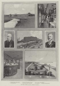 The Great Central Railway, Opened on 9 March by Charles Auguste Loye