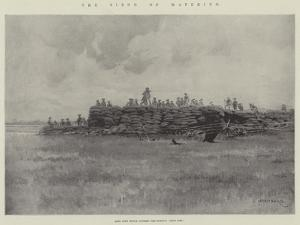 The Siege of Mafeking by Charles Auguste Loye
