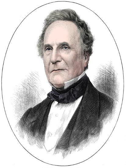 Charles Babbage (1791-1871) English mathematician and pioneer of computing, 1871-Unknown-Giclee Print