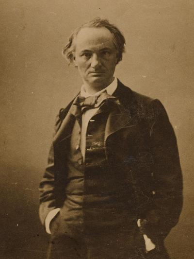 Charles Baudelaire (1821-186)-Félix Nadar-Giclee Print