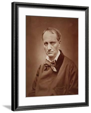 Charles Baudelaire--Framed Giclee Print