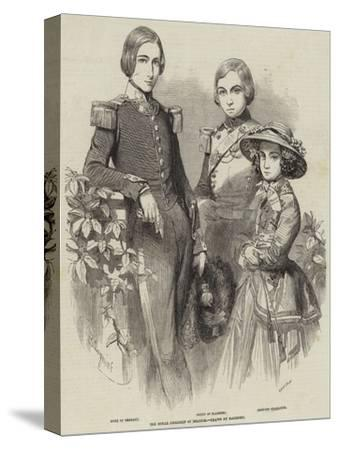The Royal Children of Belgium