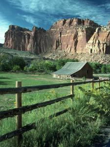 Capitol Reef National Park, UT by Charles Benes