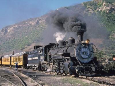 Steam Locomotive, Durango, Colorado