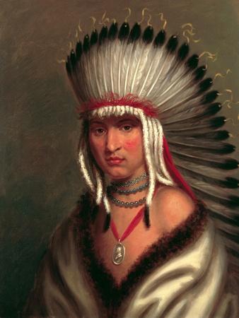 Petalesharo (Generous Chief)