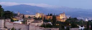 Alhambra by Charles Bowman