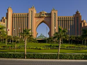 Atlantis Hotel, Dubai, United Arab Emirates, Middle East by Charles Bowman