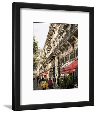 Boulevard St. Michel, Paris, France