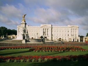 Buckingham Palace, London, England, United Kingdom by Charles Bowman