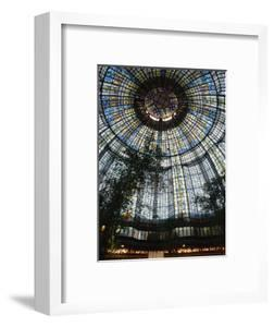Cafe Flo, Printemps Department Store, Paris, France, Europe by Charles Bowman