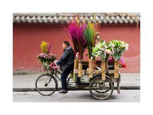 Chengdu Seller by Charles Bowman