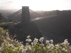 Clifton Suspension Bridge, Bristol, England, United Kingdom by Charles Bowman