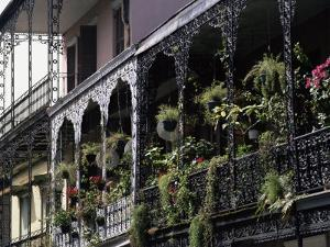 French Quarter, New Orleans, Louisiana, USA by Charles Bowman