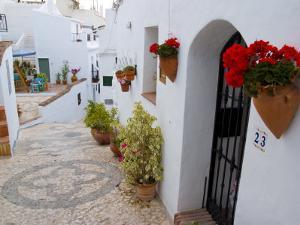 Frigiliana, Costa Del Sol, Andalucia, Spain, Europe by Charles Bowman
