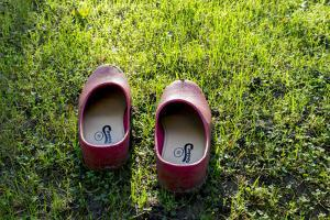 Garden Shoes by Charles Bowman