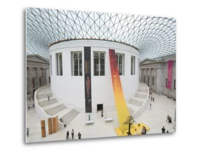 Great Court, British Museum, London, England, United Kingdom