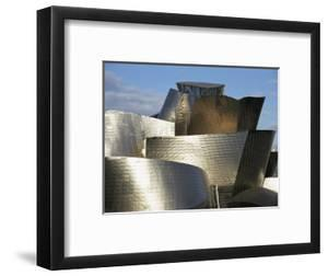 Guggenheim Museum, Bilbao, Euskadi (Pais Vasco), Spain by Charles Bowman