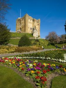 Guildford Castle, Guildford, Surrey, England, United Kingdom, Europe by Charles Bowman