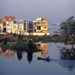 Hanoi by Charles Bowman
