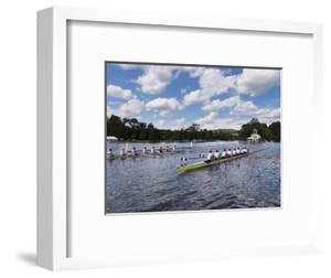 Henley Regatta, Henley-On-Thames, Oxfordshire, England, United Kingdom by Charles Bowman