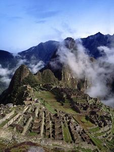 Machu Picchu by Charles Bowman