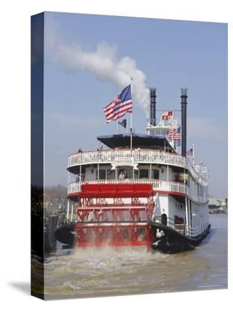 Mississippi Steam Boat, New Orleans, Louisiana, USA