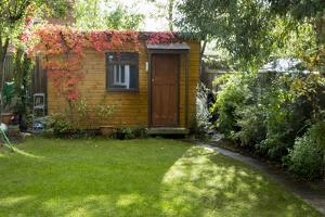 Office Shed by Charles Bowman
