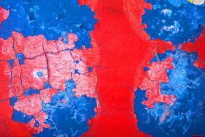 Paint Peeling by Charles Bowman