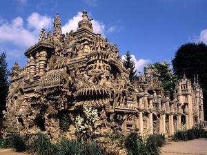 Palais Ideal by Charles Bowman