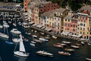 Portofino Italy III by Charles Bowman