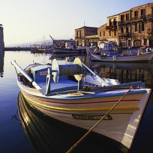 Rethymnon Greece by Charles Bowman