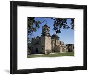 San Jose Mission, San Antonio, Texas, USA by Charles Bowman