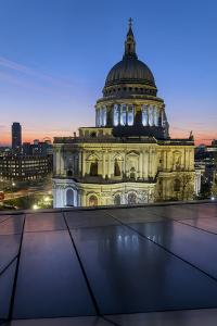 St. Pauls Cathedral, One New Change, City of London, London, England, United Kingdom, Europe by Charles Bowman