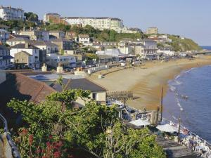 Ventnor, Isle of Wight, England, UK, Europe by Charles Bowman
