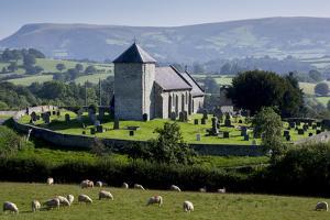 Wales Church by Charles Bowman