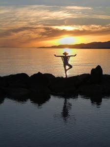 Yoga by Charles Bowman