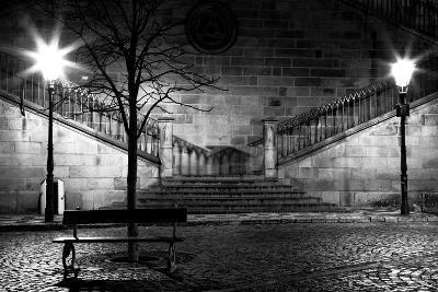 Charles Bridge From The Side Of Mala Strana, Prague-Nataliya Hora-Art Print