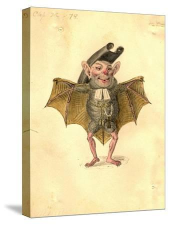 Bat 1873 'Missing Links' Parade Costume Design