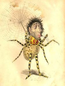 Spider Wall Art: Prints & Paintings | Art.com