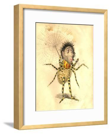 Spider 1873 'Missing Links' Parade Costume Design