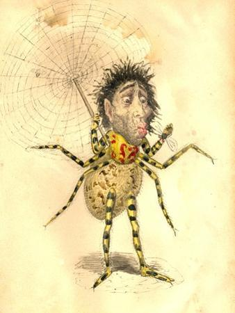 Spider 1873 'Missing Links' Parade Costume Design
